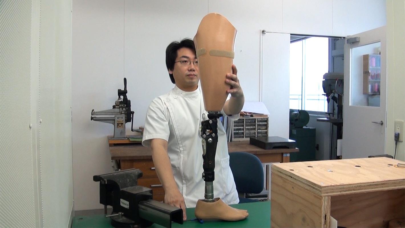 義肢装具士とは