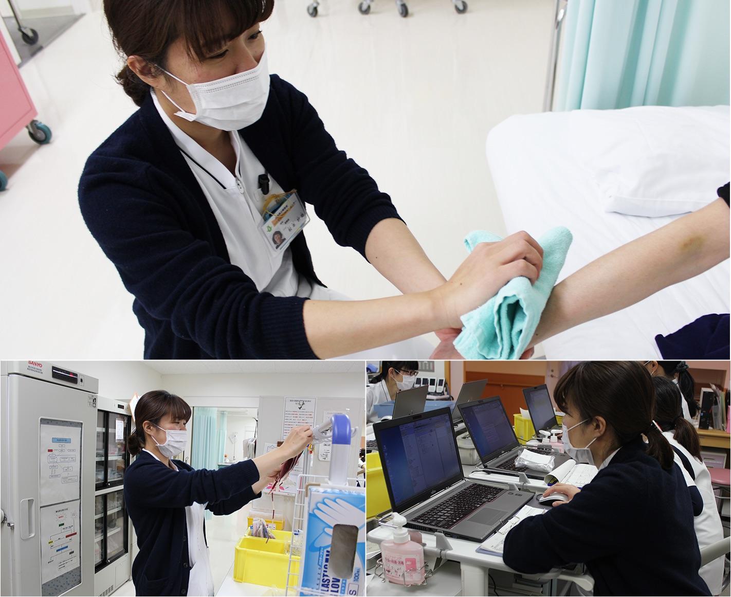 医療センター1病棟(60床)