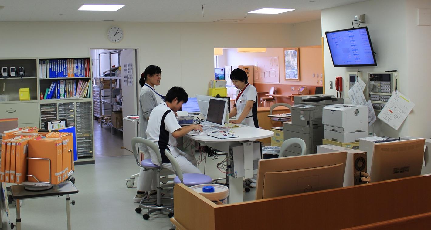 医療センター3病棟(40床)